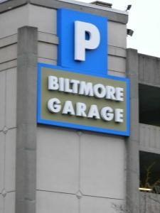 biltmore garage