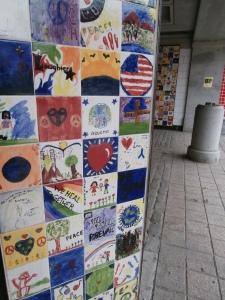 tiles near riverwalk