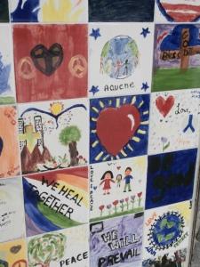 tiles from children