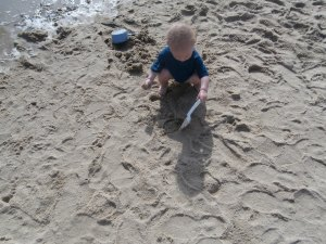 digging-in-the-sand