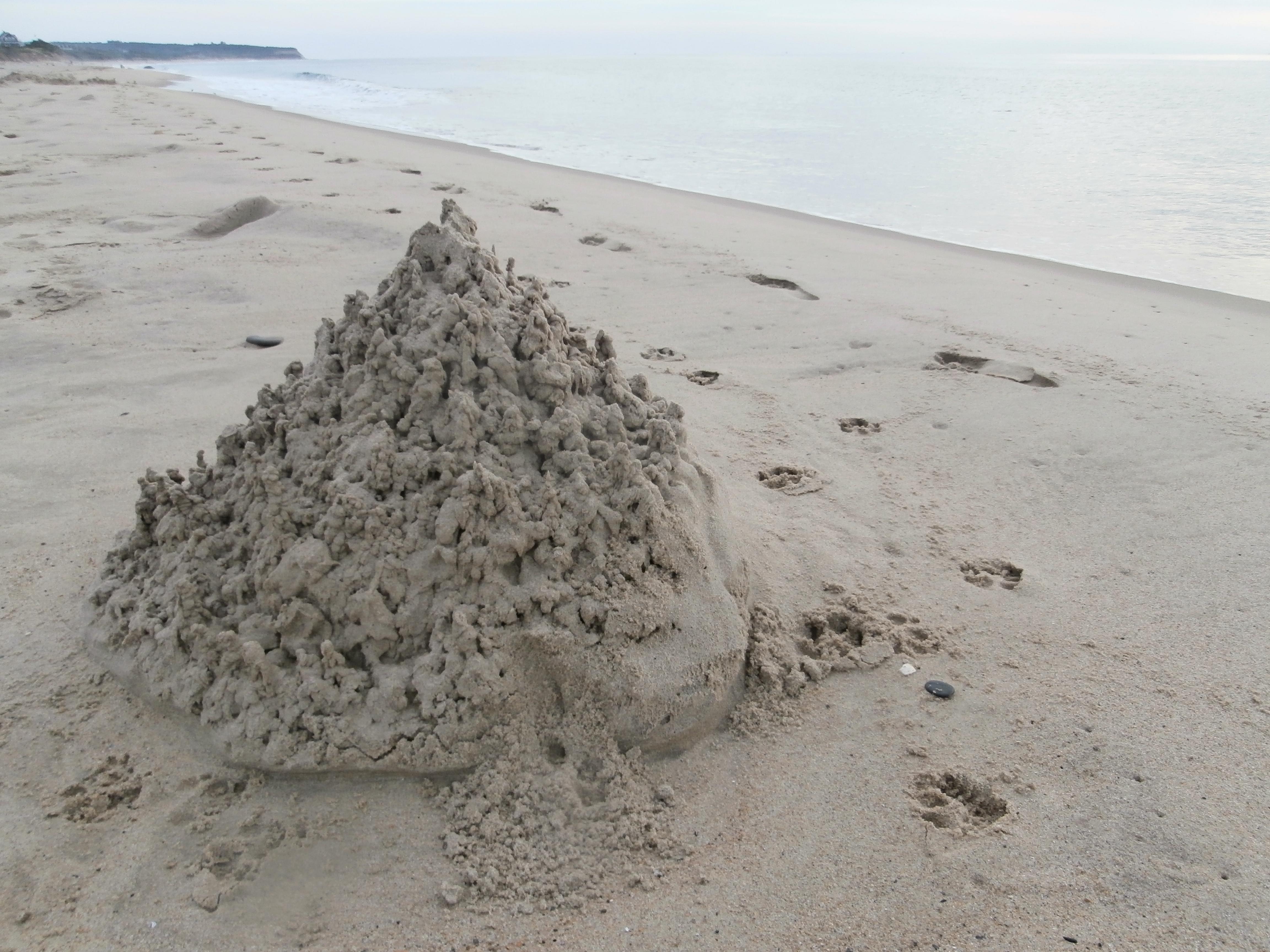 Sand Castle Sand castles
