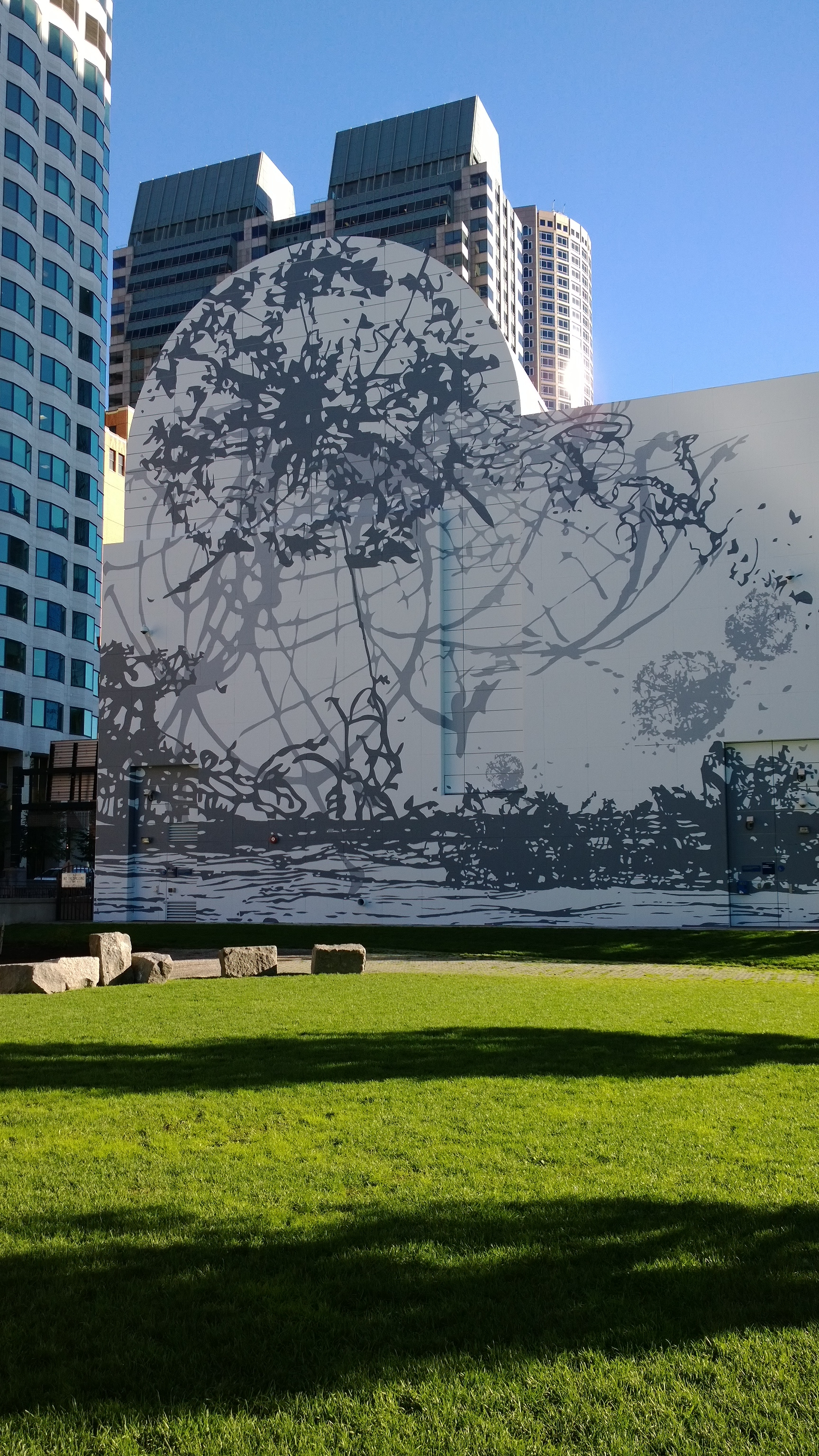 Matthew ritchie suzanne 39 s mom 39 s blog for Dewey square mural