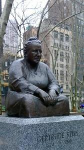 Gertrude-Stein-Bryant-Park