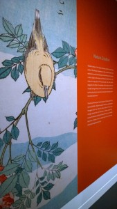 Hokusai-bird