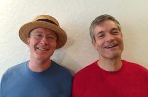 Will McMillan & Steve SweetingA