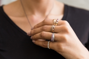 modern-and-antique-stacking-rings-luna-and-stella