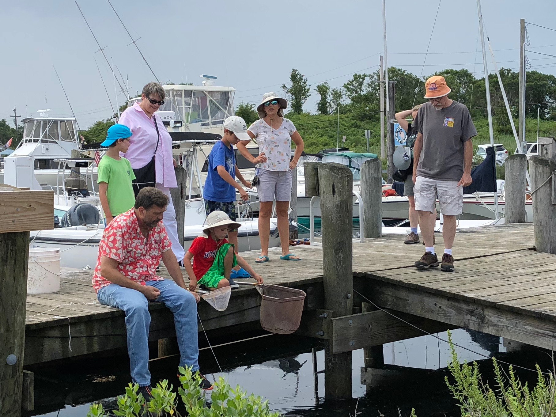 081218-crabbing-in-New-Shoreham
