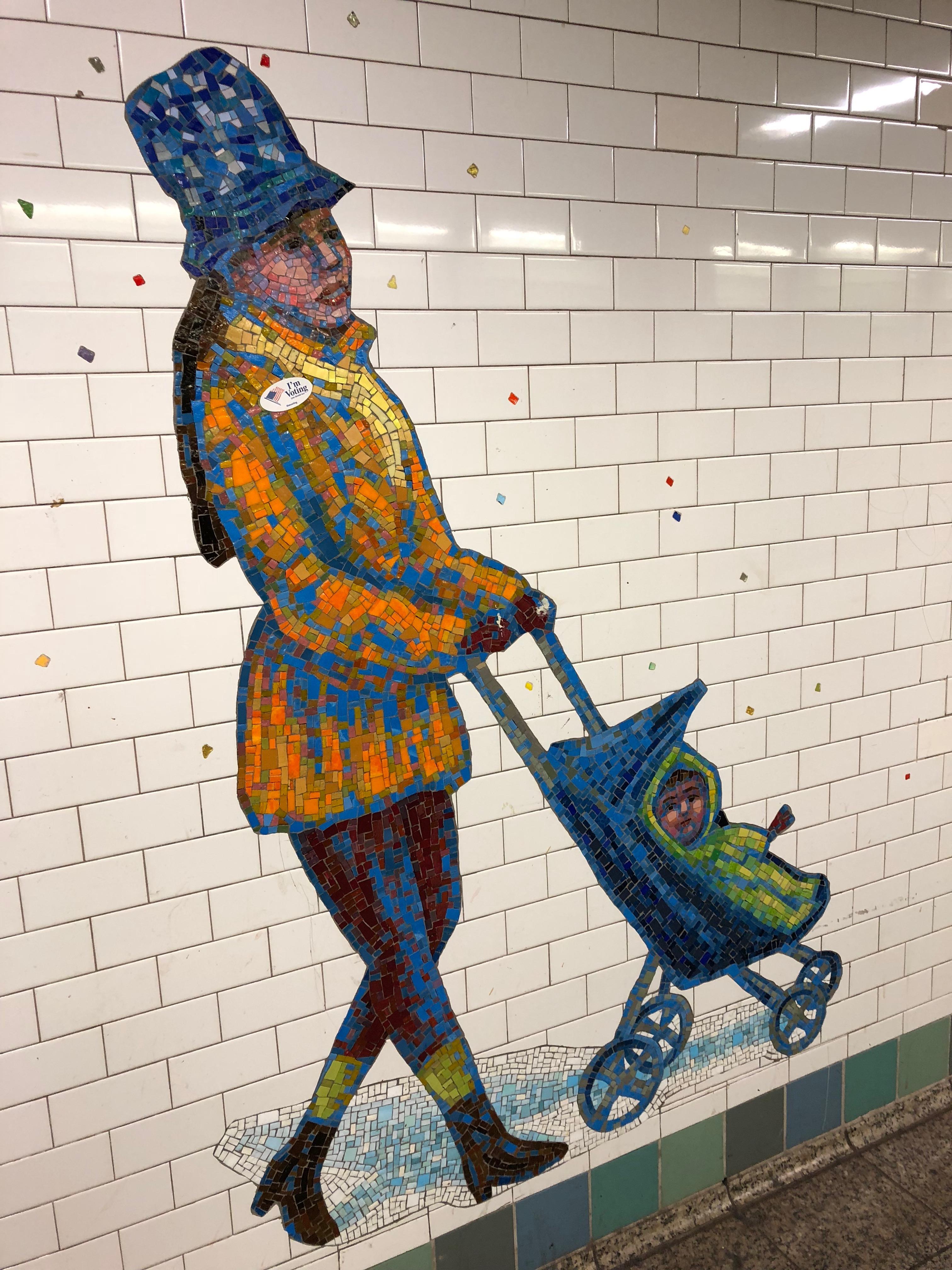 102318-I-voted-subway-mosaic