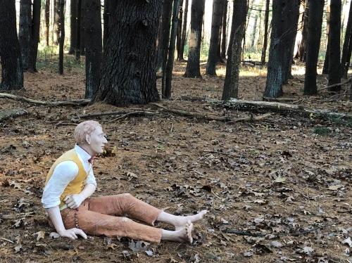 111118-Thoreau-sculpture-in-woods