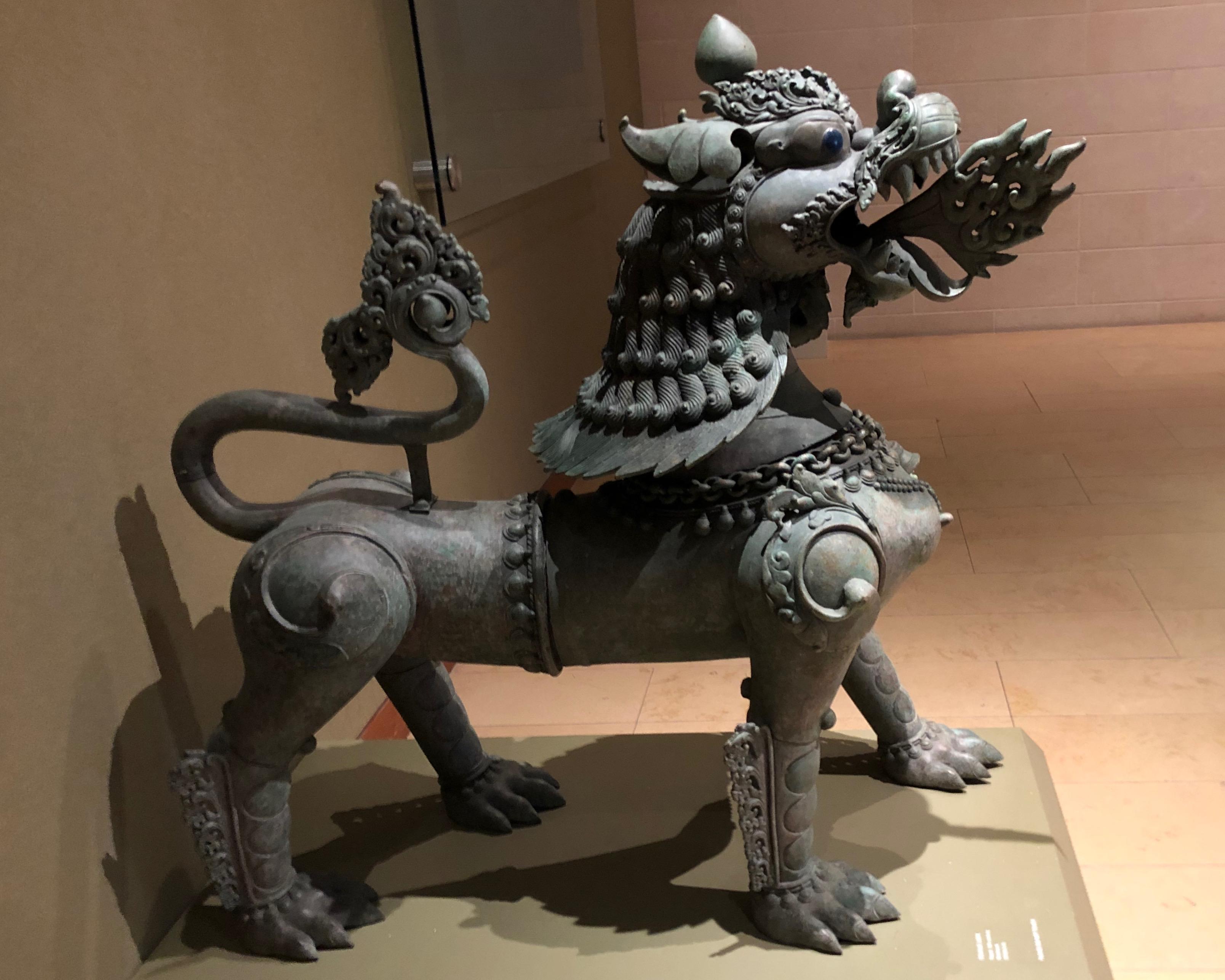 021419-fierce-lion-at-Rubin-Museum