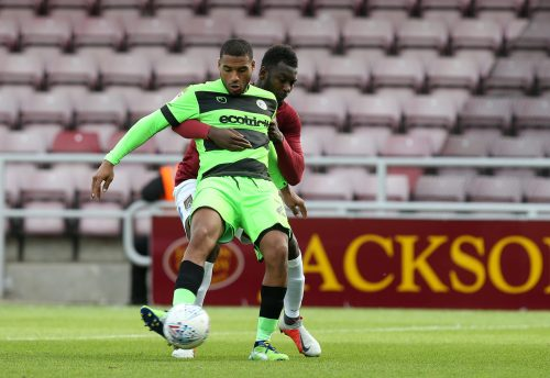 Northampton Town v Forest Green Rovers - Sky Bet League Two