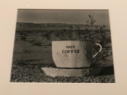 122719-Edward Weston Hot Coffee, Mojave Desert 1937